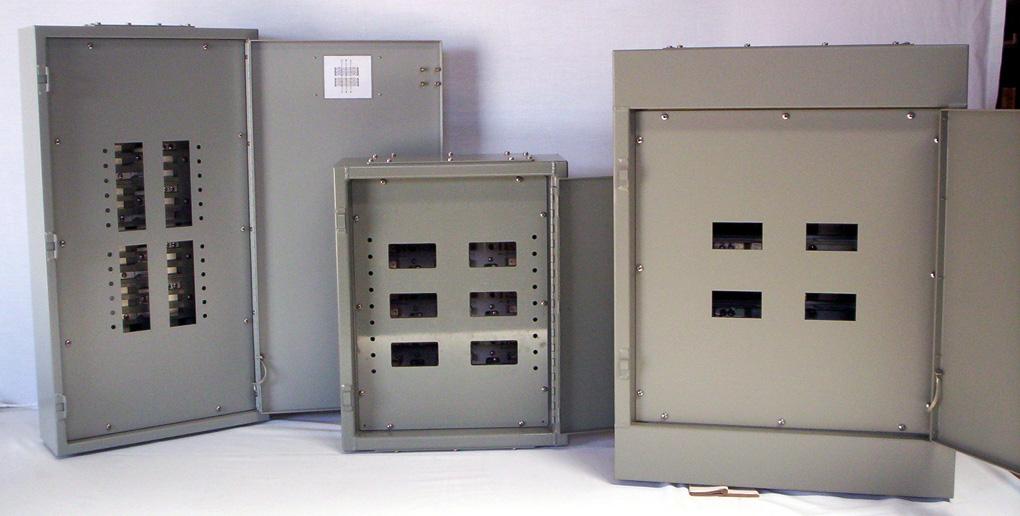 Kinnaman electric circuit breaker panels for Best circuit breaker panel